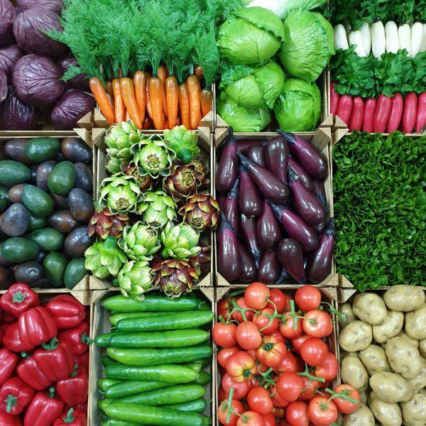 afbeelding van Decoratieve Groenten