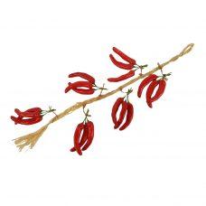 Rode Namaak Spaanse Peper Streng