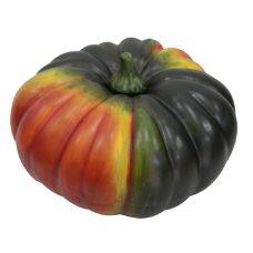 Grote Groen Oranje Namaak Pompoen XL